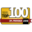 "JTS EARNS INBOUND LOGISTICS RECOGNITION AS 2018 ""TOP 100 3PL"""