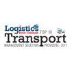"Logistics Tech Outlook Magazine names JTS as a 2017 ""Top 10 Transport Management Solution Provider"""